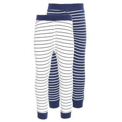 Name it NITSALK 2 PACK Spodnie treningowe dress blues