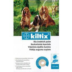Bayer Kiltix Obroża dla średnich psów dł. 53cm*