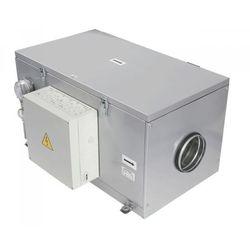 VPA 200-5,1-3 A8 PLUS Centrala wentylacyjna nawiewna z nagrzewnicą elektryczną i automatyką* Centrala wentylacyjna nawiewna z nagrzewnicą elektryczną i automatyką