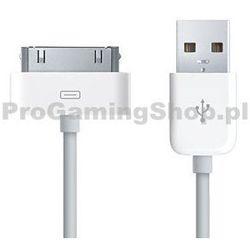 Kabel do transmisji danych do Apple iPhone 4/4S, Apple iPad 2/3, Apple iPod - OEM