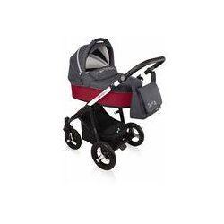 Wózek wielofunkcyjny Husky Lupo Baby Design (czerowny 2016 + winter pack)