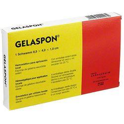 Gelaspon 1 85x4x1 cm opatrunek paskach 1 szt.