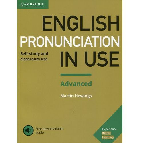 English Pronunciation In Use Advanced Book With Answers And Downloadable Audio (opr. miękka)