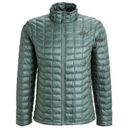 The North Face Kurtka zimowa duck green