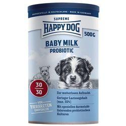 HAPPY DOG mleko baby milk probiotic 500g- RÓB ZAKUPY I ZBIERAJ PUNKTY PAYBACK - DARMOWA WYSYŁKA OD 99 ZŁ