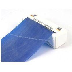 Taśma do ćwiczeń 1m x 14cm - 9kg - niebieska