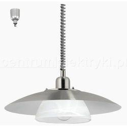 EGLO BRENDA LAMPA WISZĄCA 60W E27 ŻARÓWKA LED GRATIS!