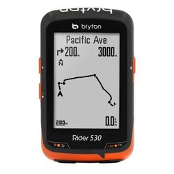 Bryton Rider 530 T Nawigacja GPS pomarańczowy/czarny Nawigacje GPS Przy złożeniu zamówienia do godziny 16 ( od Pon. do Pt., wszystkie metody płatności z wyjątkiem przelewu bankowego), wysyłka odbędzie się tego samego dnia.