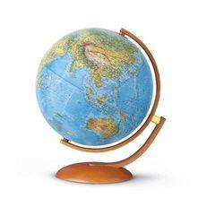 Maximus globus podświetlany fizyczny, kula 37 cm Nova Rico