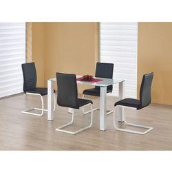 Stół z blatem szklanym HALMAR MERLOT prostokąt