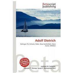 Adolf Dietrich