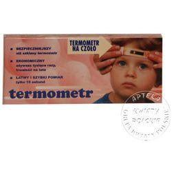Termometr na czolo