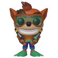 Figurka Funko Pop Vinyl Crash Bandicoot Scuba Crash
