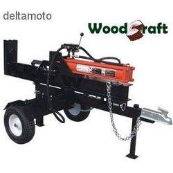 Łuparka do drewna 22 tony z silnikiem benzynowym