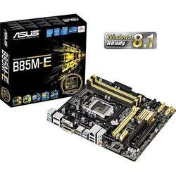 ASUS MB Sc LGA1150 B85M-E, Intel B85, 4xDDR3, VGA, mATX