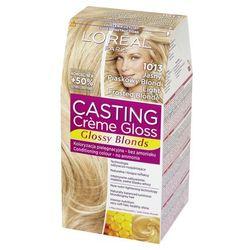 Loreal Paris Casting Creme Gloss Farba do włosów bez amoniaku Jasny Piaskowy Blond nr 1013