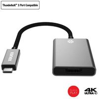 Kanex Premium Adapter USB-C na HDMI 4K 60 Hz (Space Gray)