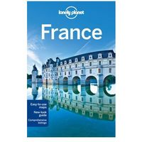 Francja Lonely Planet France (opr. miękka)
