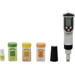 Miernik parametrów cieczy VOLTCRAFT KBM-100, pomiar pH, Redox(ORP), przewodnośći, TDS, zasolenie i temperatura