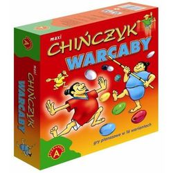 Chińczyk Warcaby maxi