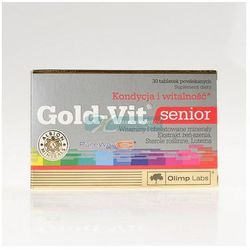 OLIMP Gold-Vit Senior 30 tabletek
