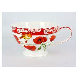 Filiżanka French coffee poppy NEW