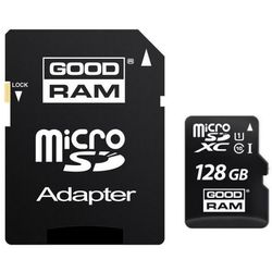 GOODRAM 128GB microSDXC zapis 10MB/s odczyt 60MB/s