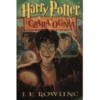 Harry Potter i Czara Ognia (cz. 4) (oprawa twarda) (opr. miękka)