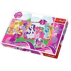TREFL 2x50 EL. Lumi, Kucyki Pony Lumi Color