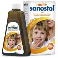 Multi-Sanostol, syrop 300g