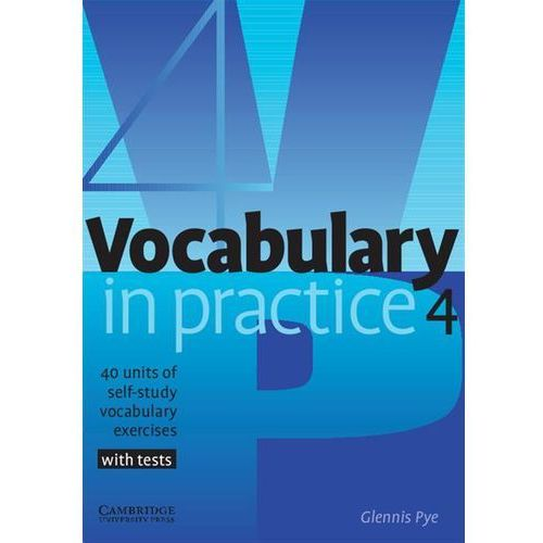 Vocabulary in Practice 4 (opr. miękka)