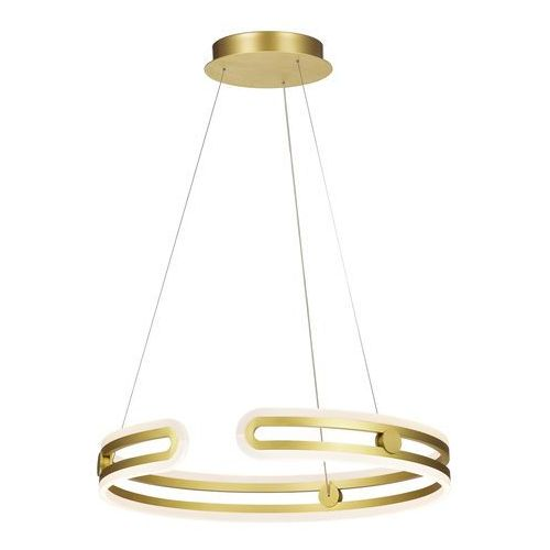 Lampa wisząca Kiara MD17016002-1E GOLD -Italux - Black Friday - 21-26 listopada