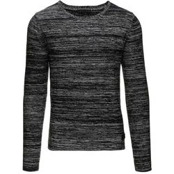 Tiger of Sweden Jeans SHADY Sweter mottled black