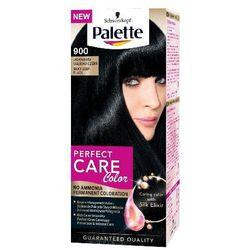 Palette Perfect Care Color Krem koloryzujšcy nr 900 Jedwabista Głęboka Czerń 1op