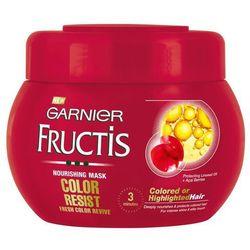 Garnier Fructis Color Resist maseczka odżywcza 300ml
