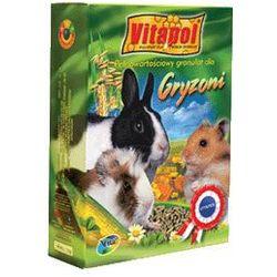 VITAPOL Pokarm pełnowartościowy dla gryzoni Granulat 500g