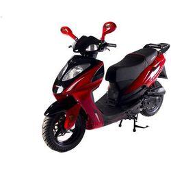 Skuter TORQ Taotao CY50T-8 (FORMAX) Czerwono-Czarny + DARMOWY TRANSPORT!
