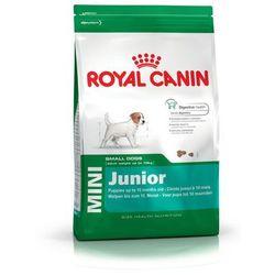 Royal Canin Mini Junior 0,8/2/4/8 kg Waga:4 kg