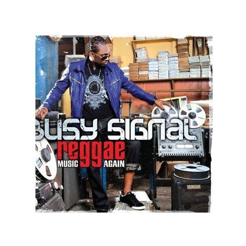 Reggae Music Again - Busy Signal (Płyta CD)