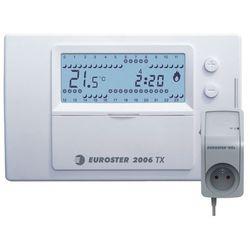 Programowany, bezprzewodowy, regulator temperatury Euroster 2006TXRXG