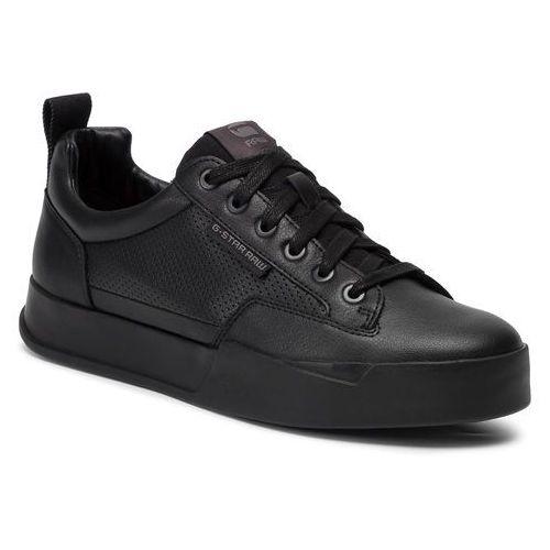 Sneakersy G STAR RAW Rackam Core Low D15202 A940 990 Black