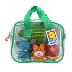 Zabawki do kąpieli Dżungla
