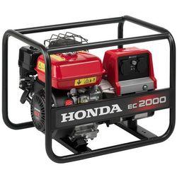 Agregat jednofazowy Honda 230V EC2000