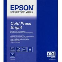 "Epson C13S042314 Cold Press Bright 24 ""x 15 m."