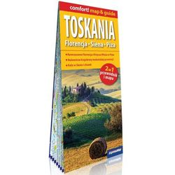 Comfort! map&guide Toskania 2w1