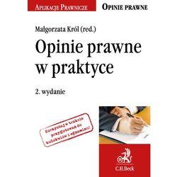 Opinie prawne w praktyce * natychmiastowa wysyłka od 3,99 (opr. miękka)