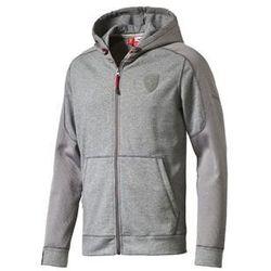 Bluza męska Puma Ferrari Full Zip Hoodie gray