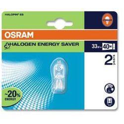 Żarówka halogenowa G9 33W Osram