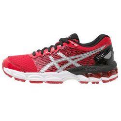 ASICS GELNIMBUS 18 Obuwie do biegania Amortyzacja true red/silver/black