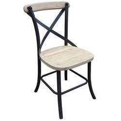 Miloo :: Paris krzesło ogrodowe - naturalny, grafit ||Miloo :: Paris krzesło ogrodowe